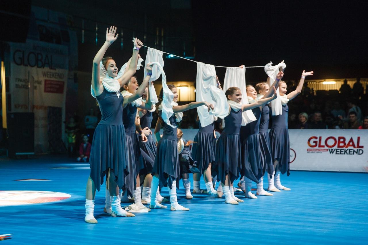Центр танца «ВИНТ-КЛАБ» объявляет кастинги в концертный составы»